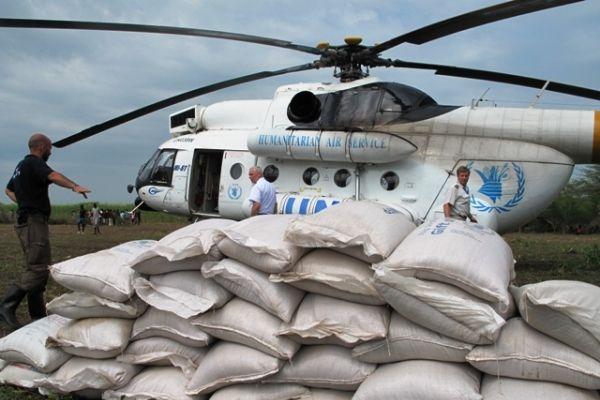 世界食糧計画(WFP)