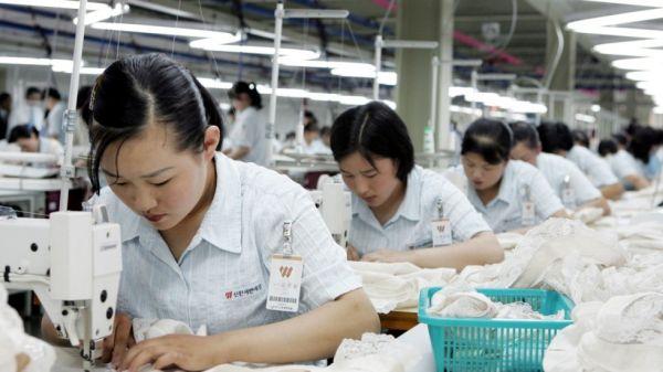 北朝鮮の繊維製品