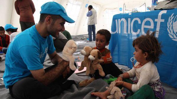 国連児童基金(ユニセフ)