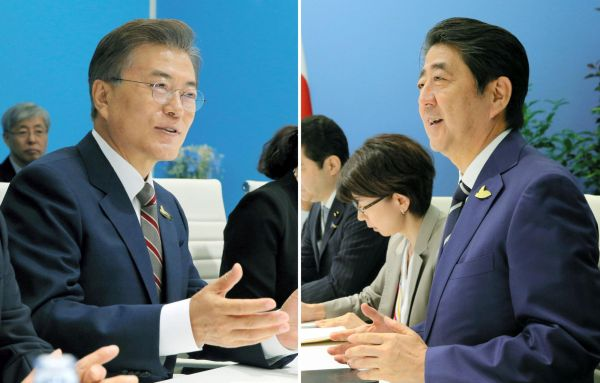 韓国が日本をこんあに恨みを持つなら....両国が国交断絶にしょっ ! 日本が構わん !!!