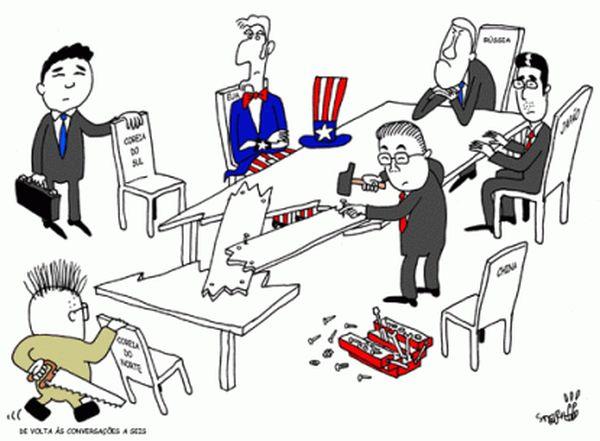 2005年の「6カ国協議による合意」....