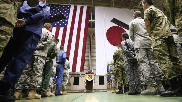 邪悪な国を追い払う, それを完全に破壊しようとする史上最強の「日米同盟」 !