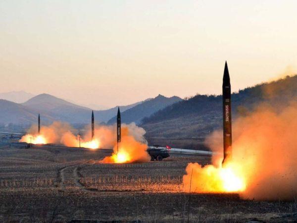 ならず者国の北朝鮮