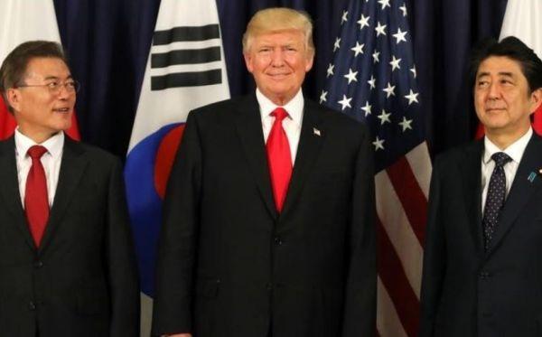 日米韓3カ国関係の未来