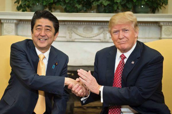 最高の日米同盟 !!!