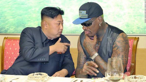 「特別重大報道」:『この地球上唯一生き残ったのアメリカ人は北朝鮮初の黒人副大統領になる...』
