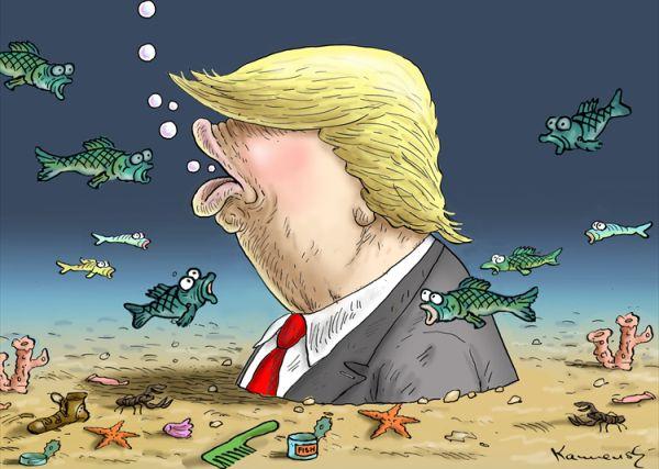 そして....トランプ大統領も, アメリカ全領土も, マレーシアも, 全世界も....丸ごと海に葬る ! Wow !!! 偉大なる指導者, さすがね ! 拍手 ! 拍手 !