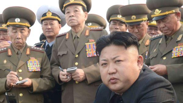 北朝鮮の大悪魔 !!!