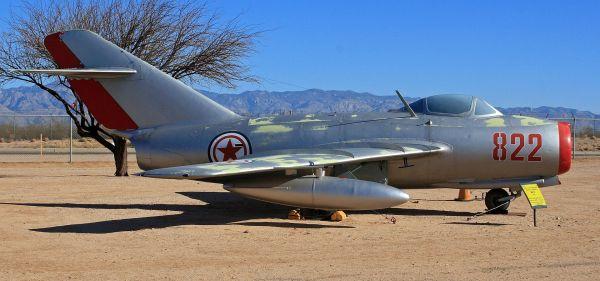 航空機もすべて旧式