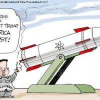 金豚 : 『アメリカファースト ! 最優先....最優先...』