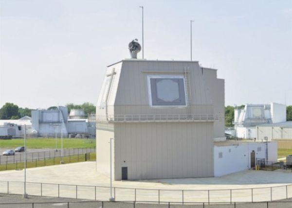 地上配備型ミサイル迎撃システム「イージス・アショア」