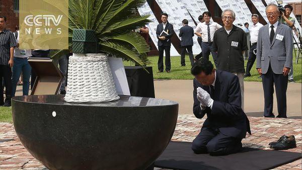 「土下座外交」の名人, 日本で最も有名なの裏切り者, 売国奴の元首相 =「宇宙人」