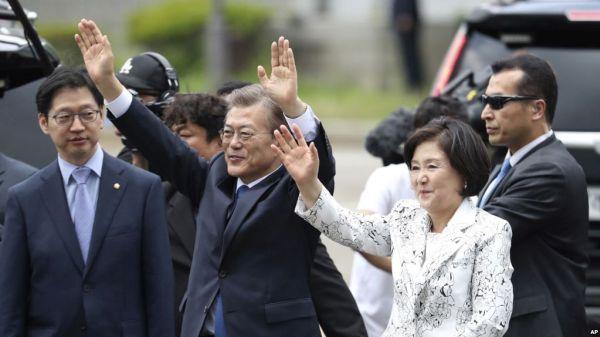 文在寅大統領の3泊4日の中国訪問
