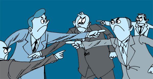 共産中国 : 『戦争が起きれば責任はアメリカにある !』 責任転換の知識が恐ろしいほどたっぷりの共産中国, 戦争が起きれば....彼らと全然関与しない....ワハハハ !