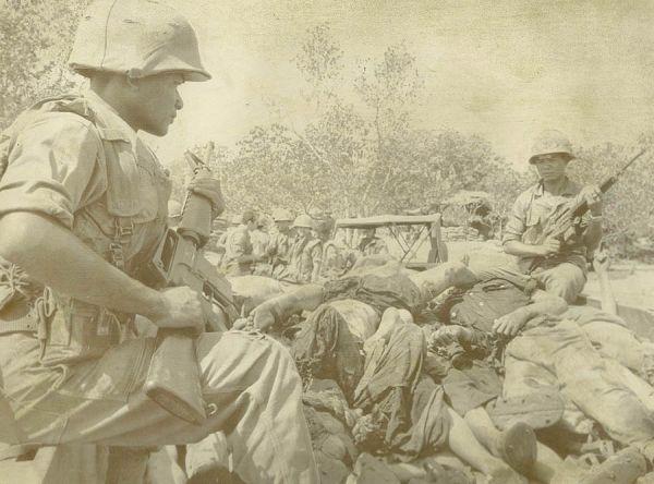 韓国軍兵士や軍属がベトナムでの大虐殺