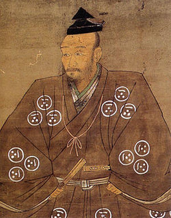 日本の「三本の矢」....毛利元就