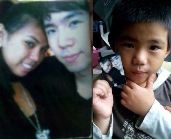 韓国人男性がフィリピンでつくり、責任を取らず見捨てた子供