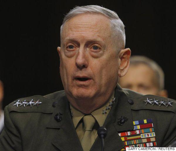 アメリカの国防相ジェームズ・マティス :『戦争の準備はしている ! 』.....(*´◡`*) !