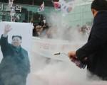 韓国の市民ら