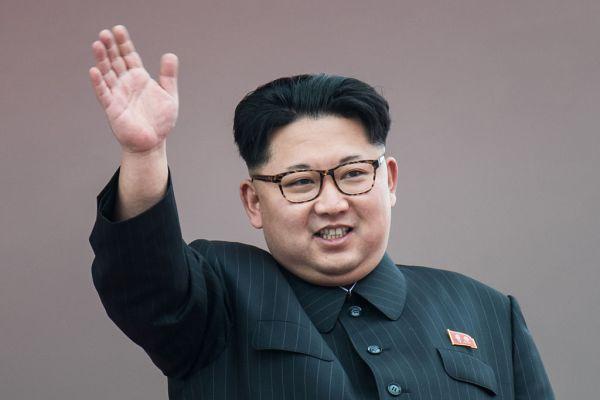 「統一韓国」の「新大統領」.....「偉大なる指導者」の金正恩