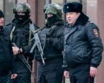 ロシアの対テロ戦隊 :『 間違えない, 船の中で....テロリストがいる !!!』