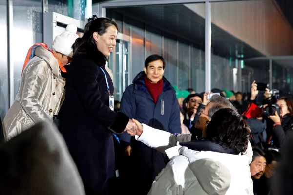 「統一韓国」第1代の女王