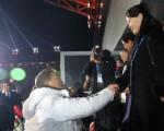 「統一韓国」第1代の女王と「奴隷国」の文在寅大統領