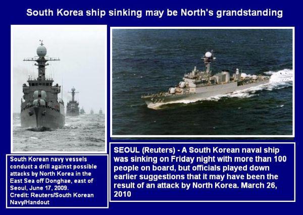 2010年韓国の哨戒艦沈没事件, 金正恩大統領の助手文在寅がぜんぜん忘れちゃったよ