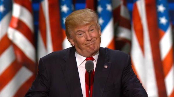 トランプ大統領 : 『米朝対話適切な条件で...前提に...核放棄後, 対話が始まり !!!』