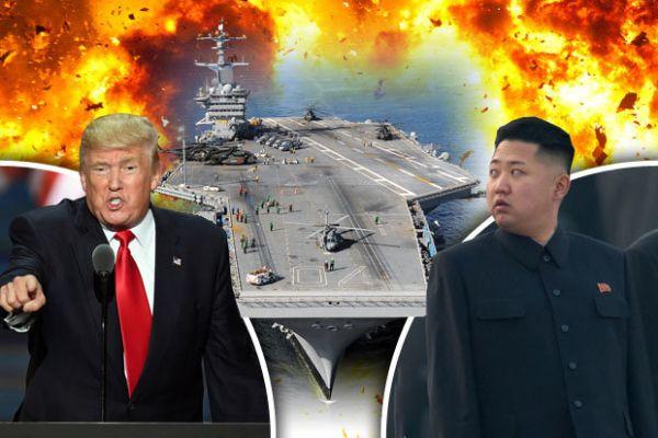 米朝首脳会談の有無にもかかわらず, 北朝鮮を攻撃っ ….かもしれません!!! いいね !