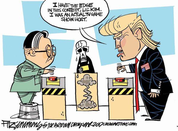 米朝首脳会談