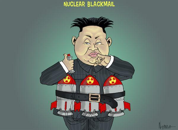 習氏「非核化を」