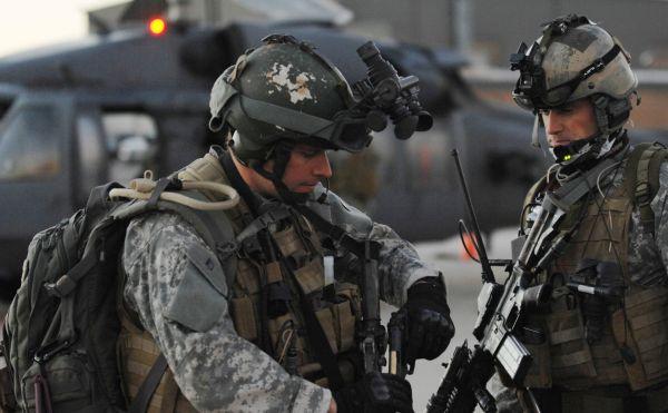 アメリカ陸軍特殊作戦コマンド