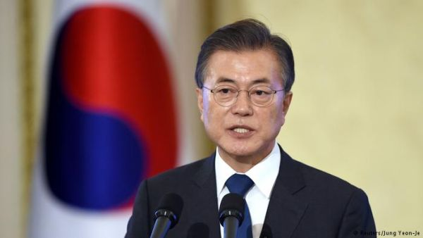 文在寅 :『よく聞け ! もしアメリカが北朝鮮を攻撃したいなら、私の許可を得なければならない !!! 』