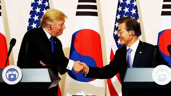 『米韓同盟の空洞化』