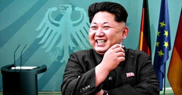 「偉大なる指導者」 : 『国連の制裁決議って~... なんだあれっ ??? いひひひ ! 』