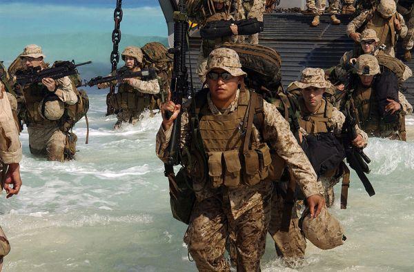 『斬首作戦』に投入するの特殊部隊
