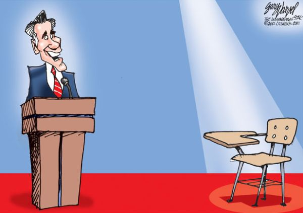 韩国の官房長官 :『 じゃ...アメリカ大使を暖かく歓迎, 紹介させていただきます! あれっ.....申し訳ございません, また決まってがない !! 』.....えっ !