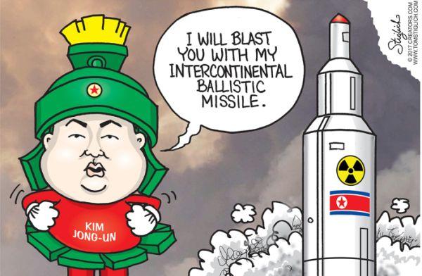 核武装したの北朝鮮