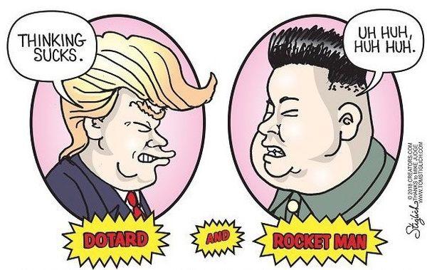 米朝首脳会談が開催されないこともありうる