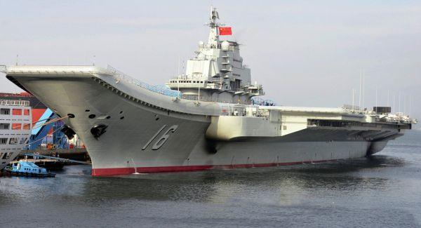 「ならず者国」の共産中国初の国産空母
