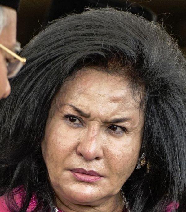 億万長者のロスマ....不動産、ブランド、宝石大好きの首相夫人