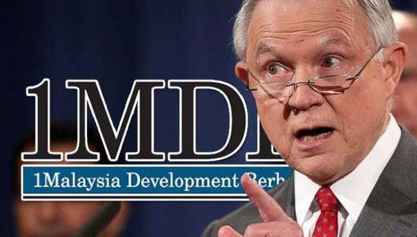 アメリカ司法省 : マレーシア政府を巻き込むスキャンダルとなった政府系ファンド「1MDB」をめぐる汚職疑惑。国内外の多くの機関が捜査に乗り出しているが、その嵐の「中心」にはナジブ首相がいる