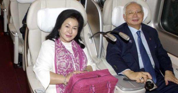 10年間首相として羨ましい, 贅沢な生活を暮らしている....5月9日の総選挙で, 団結したマレーシア全市民にやぶった ! 終了 !