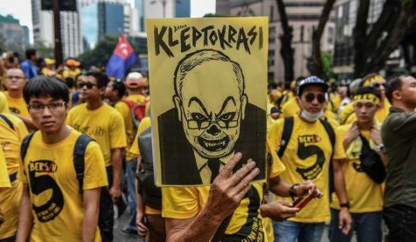 Kleptocracy = 海賊に支配された国 !!!