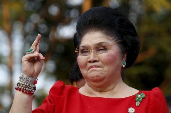 五十歩百歩 ! (*´◡`*) ! フィリピン大統領夫人イメルダ・マルコス