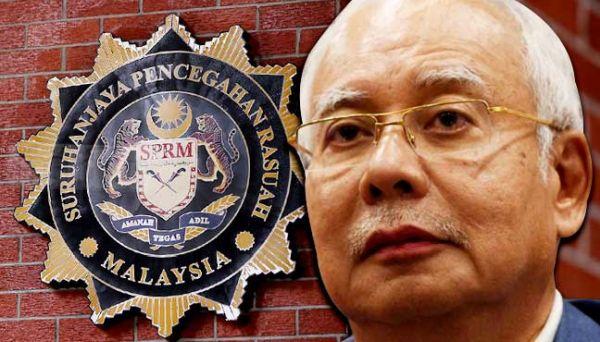 汚職対策委員会(MACC)....マレー語で = SPRM....Suruhanjaya Pencegahan Rasuah Malaysia