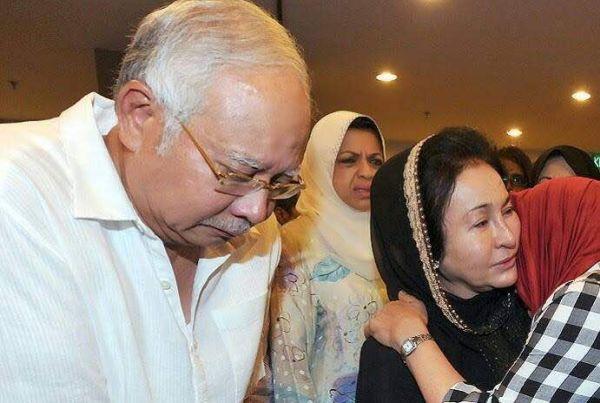 マレーシア史上最悪, 最も腐敗したの殺人犯「億万長者」首相...倒れた ! いいね !