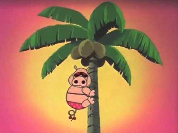 豚も褒めれば木に登る !!! (^_^)〜♪