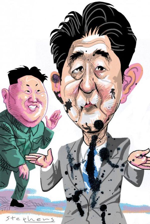 日朝関係, 金豚 :『日本よ ! うるさいっ ! 「拉致問題」? 何だあれっ ! 数年前も もう解決したわ..馬鹿っ ! 』